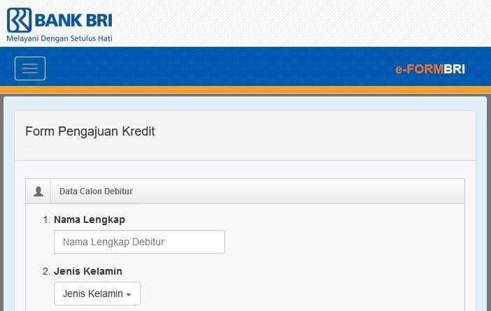 Buka link eform bri.co.id/kur, Syarat dan Cara Pengajuan KUR Super Mikro BRI 2021