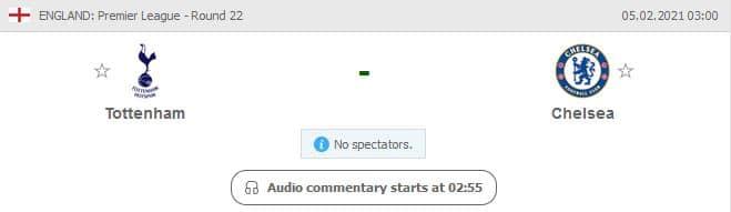 Tottenham vs Chelsea: Link Live Streaming Liga Inggris Jum'at 5 Februari 2021