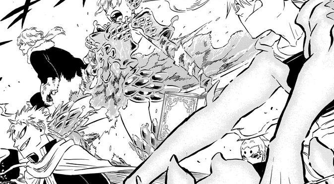Baca Manga Black Clover Ch 284 Sub Indo Gratis Mangaplus