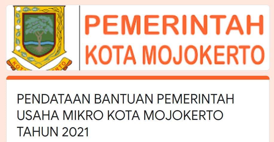 https://bit.ly/BPUM2021KOTAMOJOKERTO Daftar BPUM Tahap 3 Kota Mojokerto April 2021