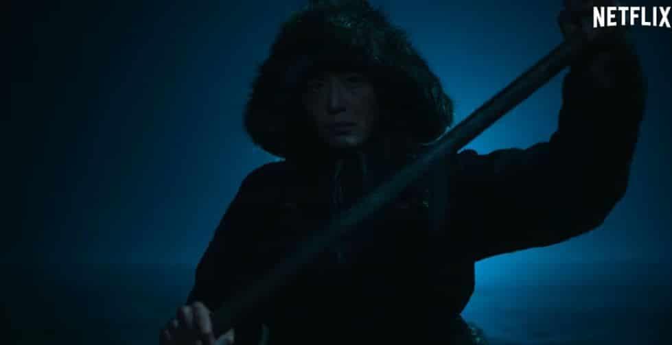 Nonton Film Korea Kingdom: Ashin of the North 2021 Sub Indo